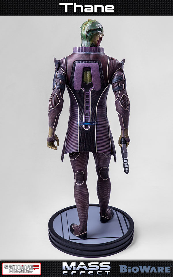 Estátua Mass Effect 1/4 Thane Limited Edition 47 cm