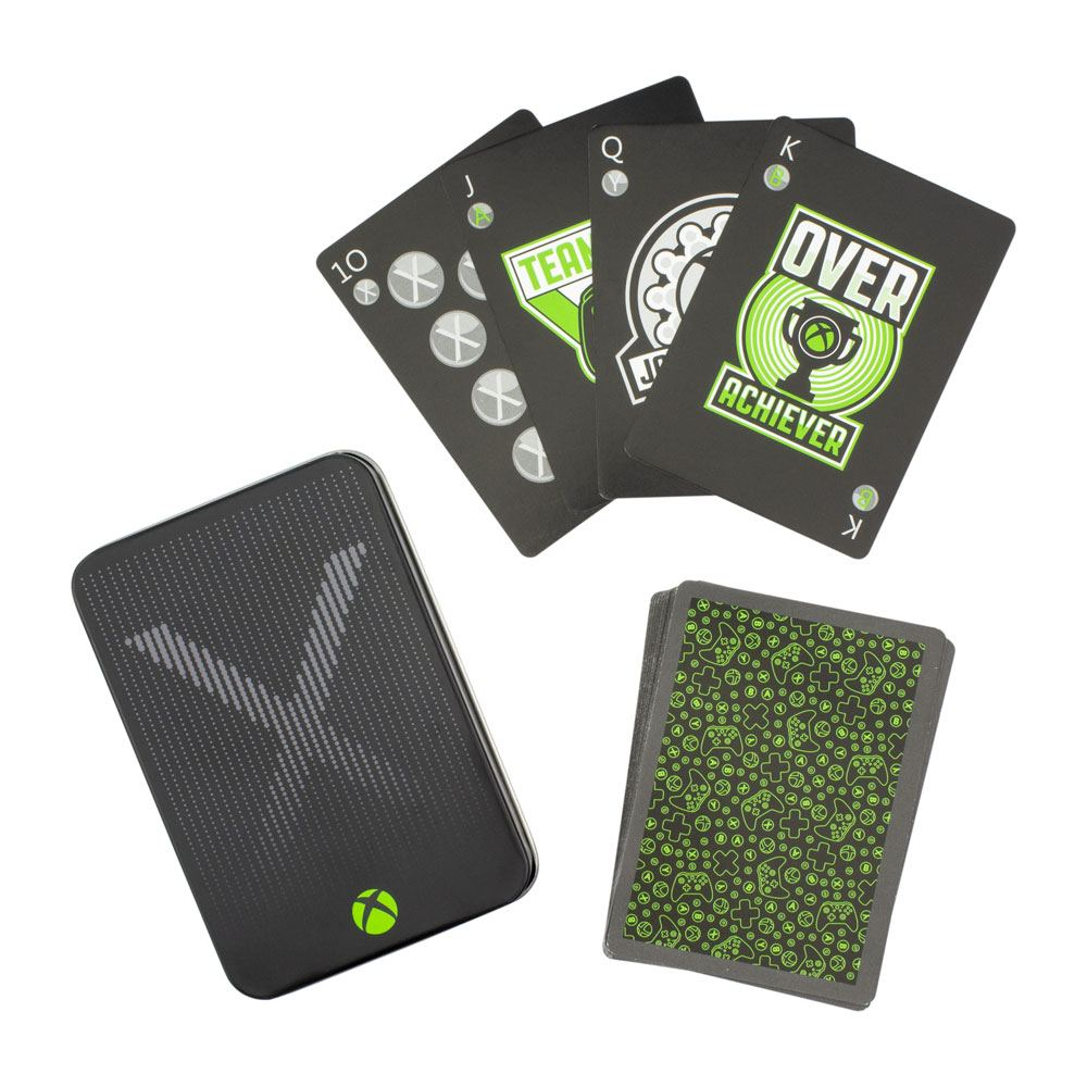 XBox Playing Cards Icons/Cartas