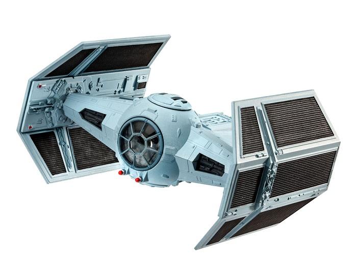 Revell Model Kit Star Wars Episode VII Darth Vader's Tie Fighter 1:121