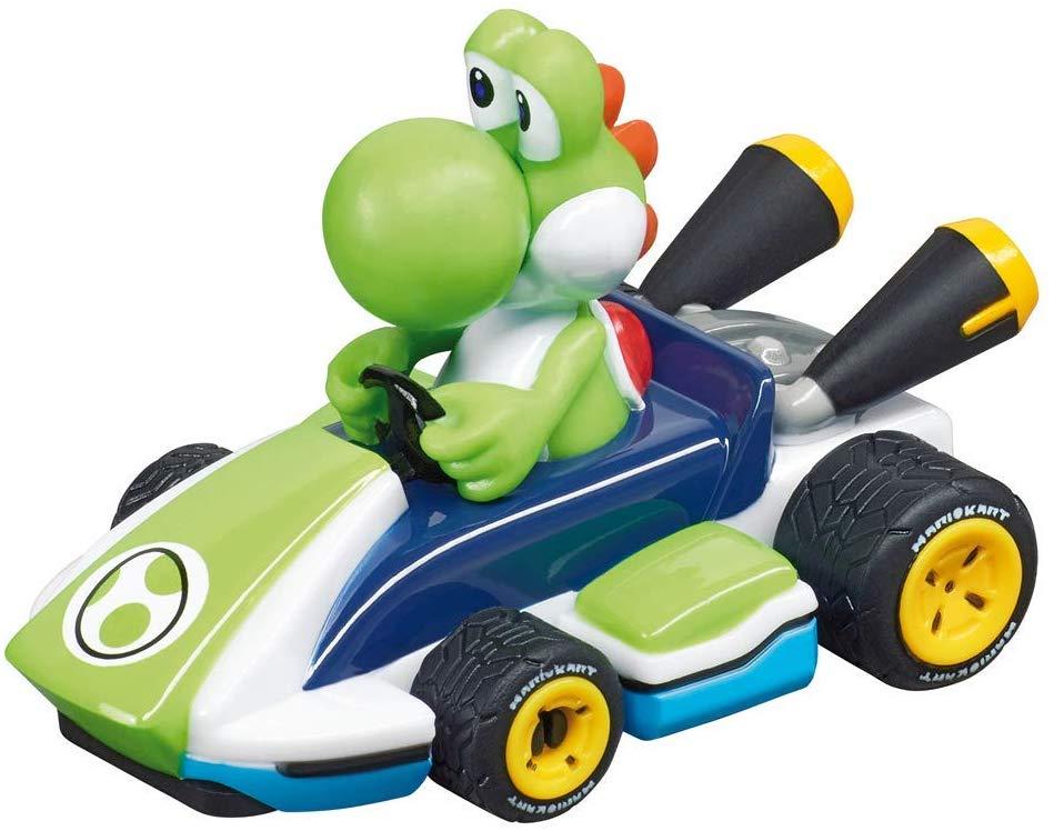 Pista/Circuito Carrera First Nintendo Mario Kart™ (Mario+Yoshi) (2,4m)