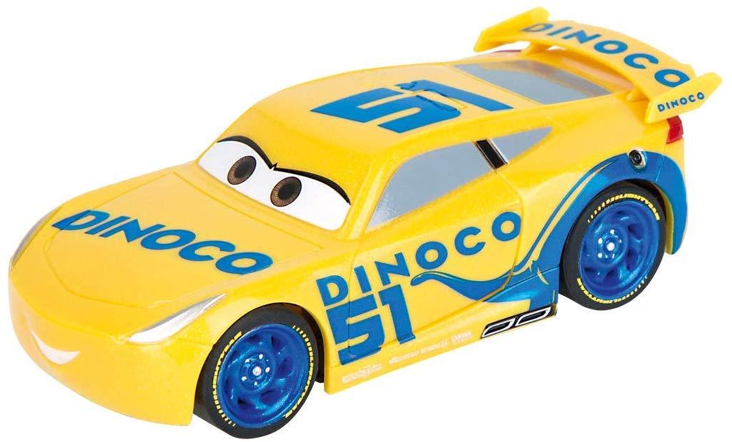 Pista/Circuito Carrera First Disney Pixar Cars (McQueen+Cruz) (2,4m)