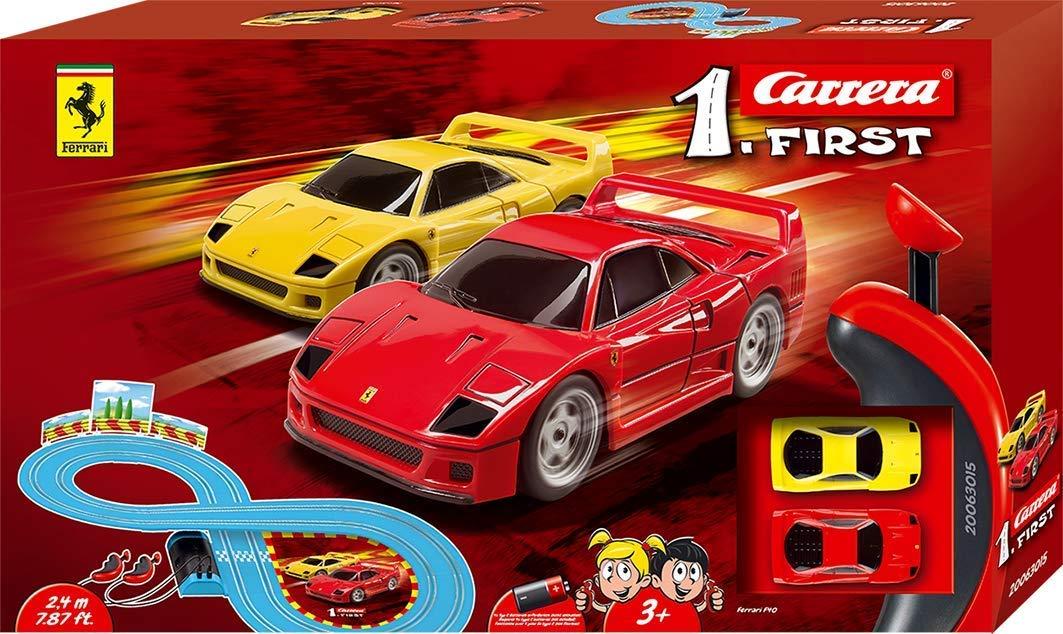 Pista/Circuito Carrera First Ferrari (2,4m)