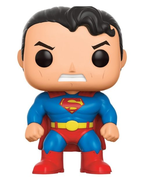 Funko POP! Heroes - Batman The Dark Kight Returns Superman Limited Edition