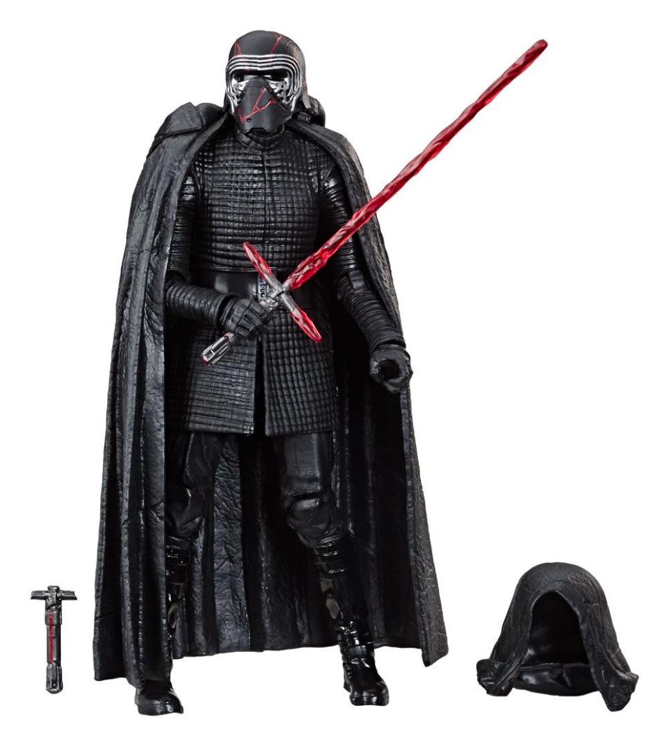 Star Wars Episode IX Black Series Action Fig 2019 Supreme Leader Kylo Ren