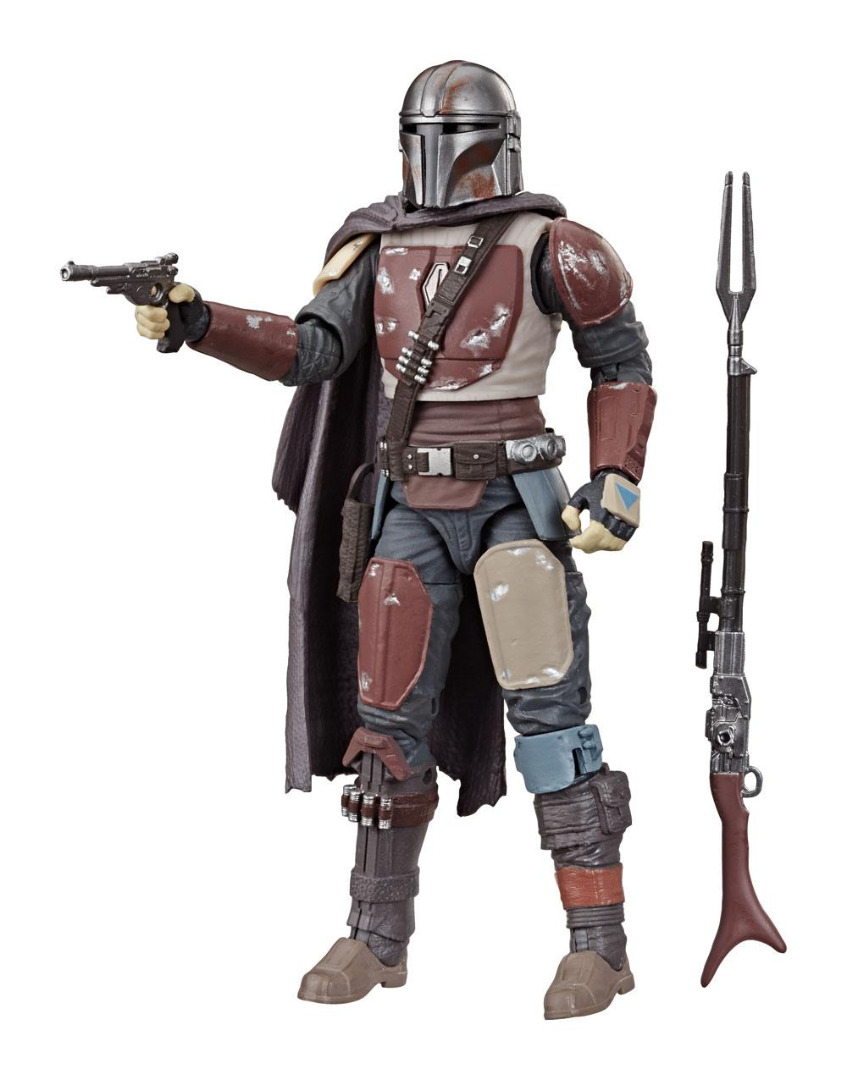 Star Wars Episode IX Black Series Action Figure 2019 The Mandalorian 15 cm
