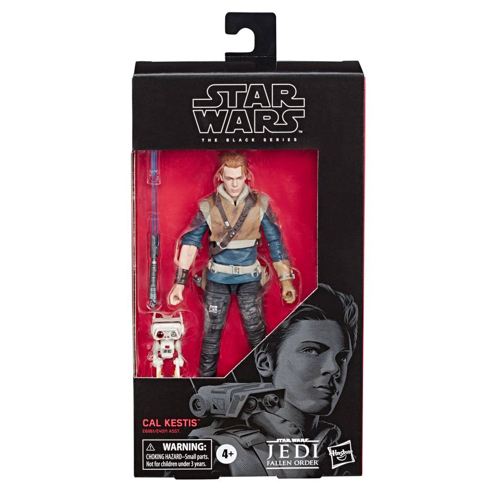 Star Wars Episode IX Black Series Action Figure 2019 Cal Kestis 15 cm