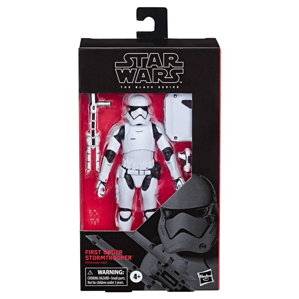 Star Wars Episode IX Black Series AF 2019 First Order Stormtrooper 15 cm
