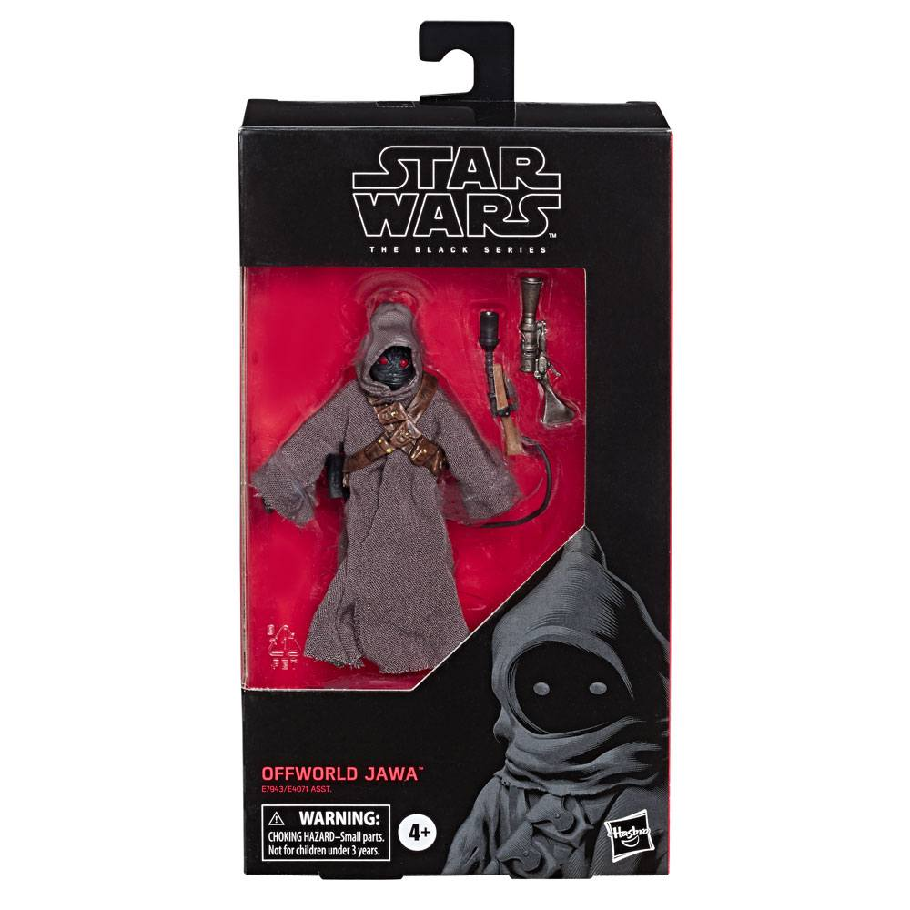 Star Wars Episode IX Black Series Action Figure 2019 Offworld Jawa 15 cm