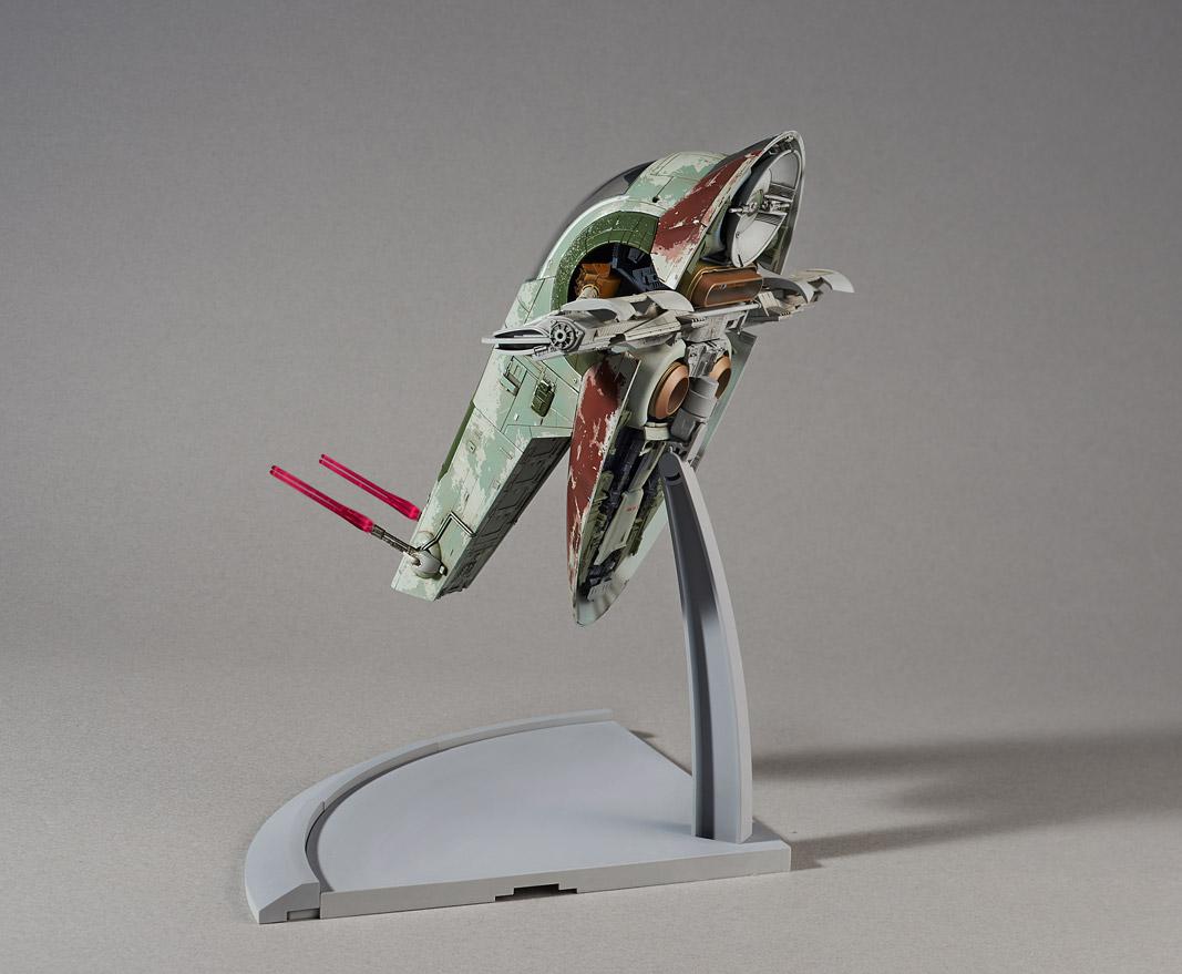 Star Wars: Slave 1 - 1:144 Scale Model Kit