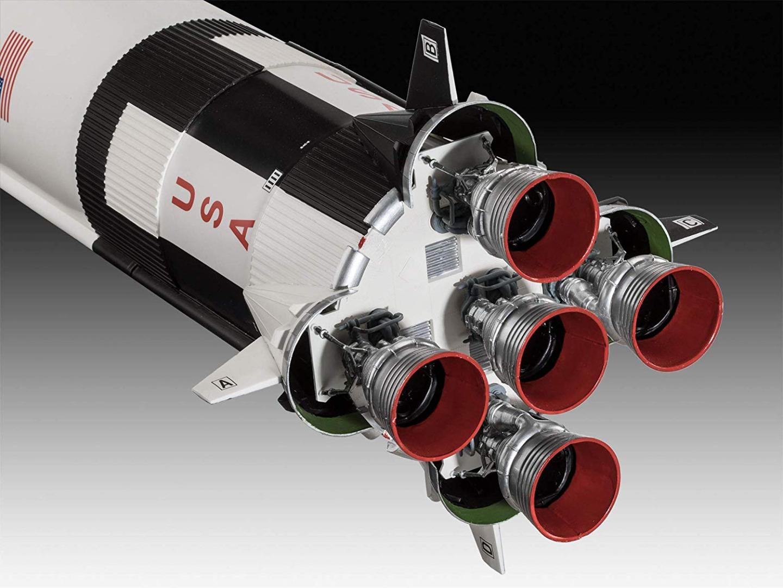 Revell Kit Gift Set Apollo 11 Saturn V Rocket 50th Anniversary 1:96/110 cm
