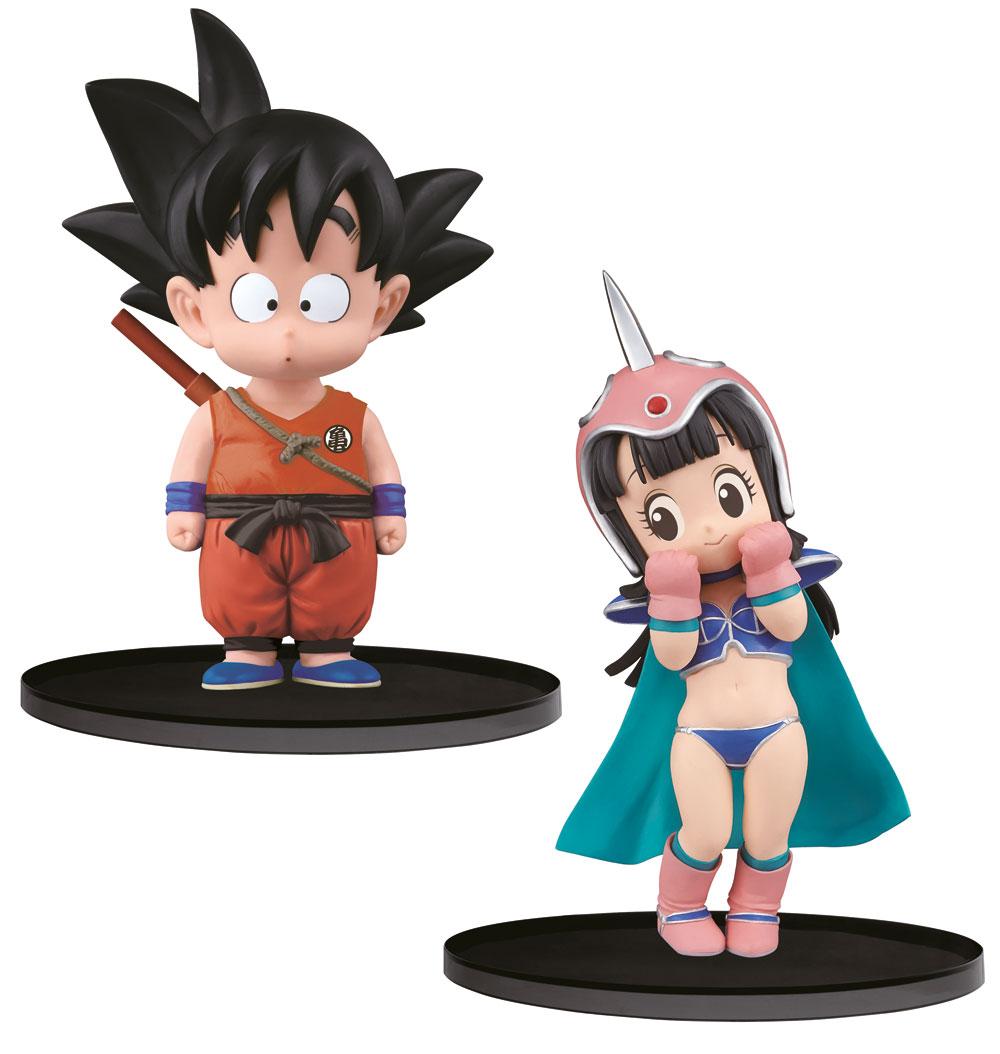 Dragonball Original Figure Collection Pack Goku + Chich 14 cm