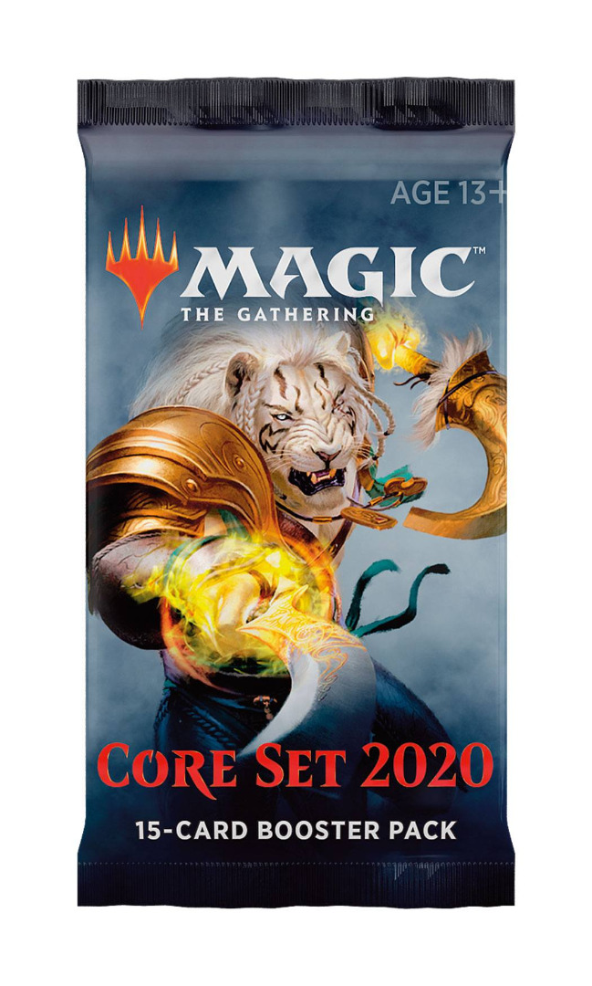 Magic the Gathering Core Set 2020 Booster English