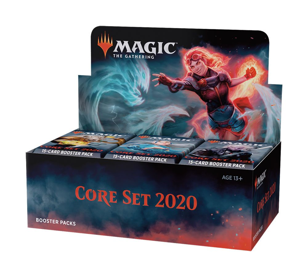 Magic the Gathering Core Set 2020 (36 Boosters) Display English