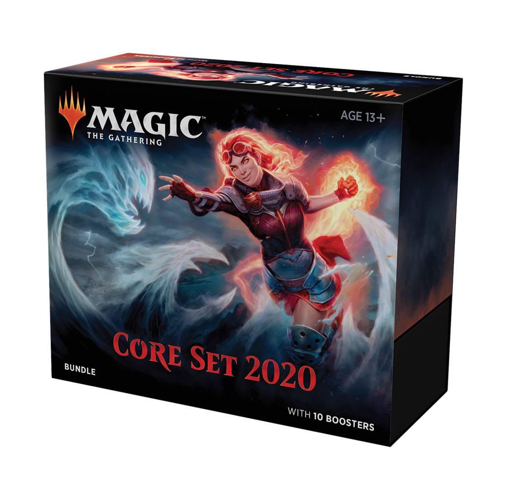 Magic the Gathering Core Set 2020 Bundle English