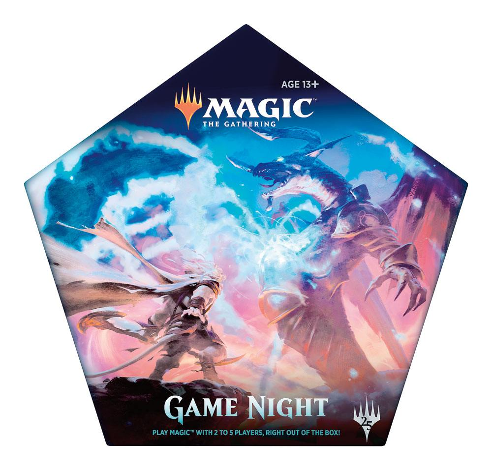 Magic the Gathering Game Night 2018 English