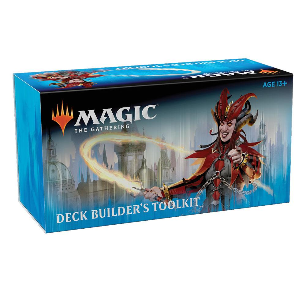 Magic the Gathering Ravnica Allegiance Deck Builder´s Toolkit English