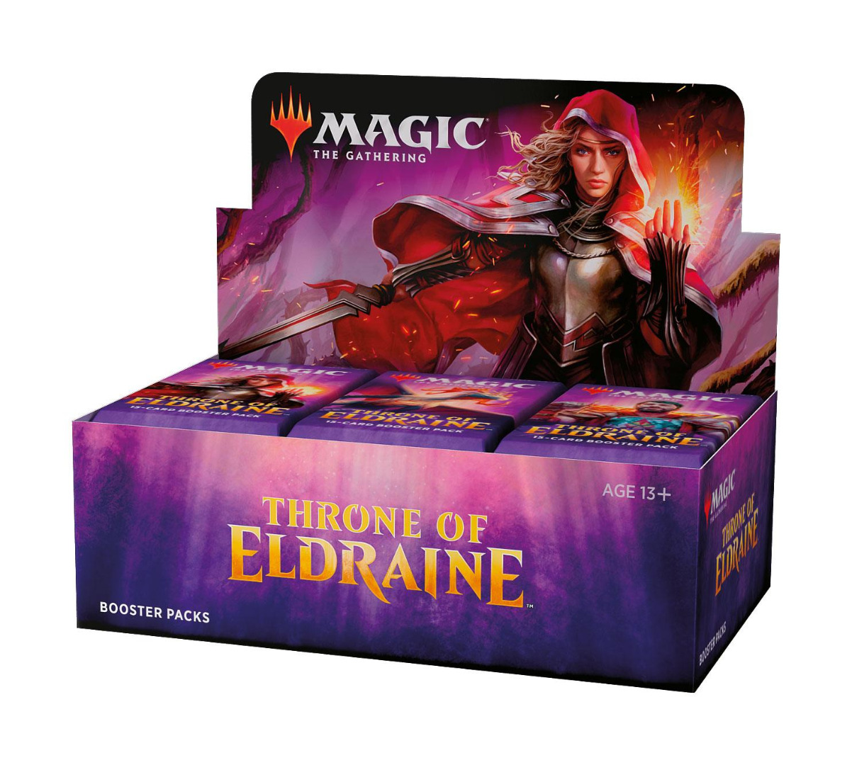 Magic the Gathering Throne of Eldraine 36 Boosters Display English
