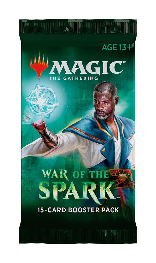 Magic the Gathering War of the Spark (36 Boosters) Display English
