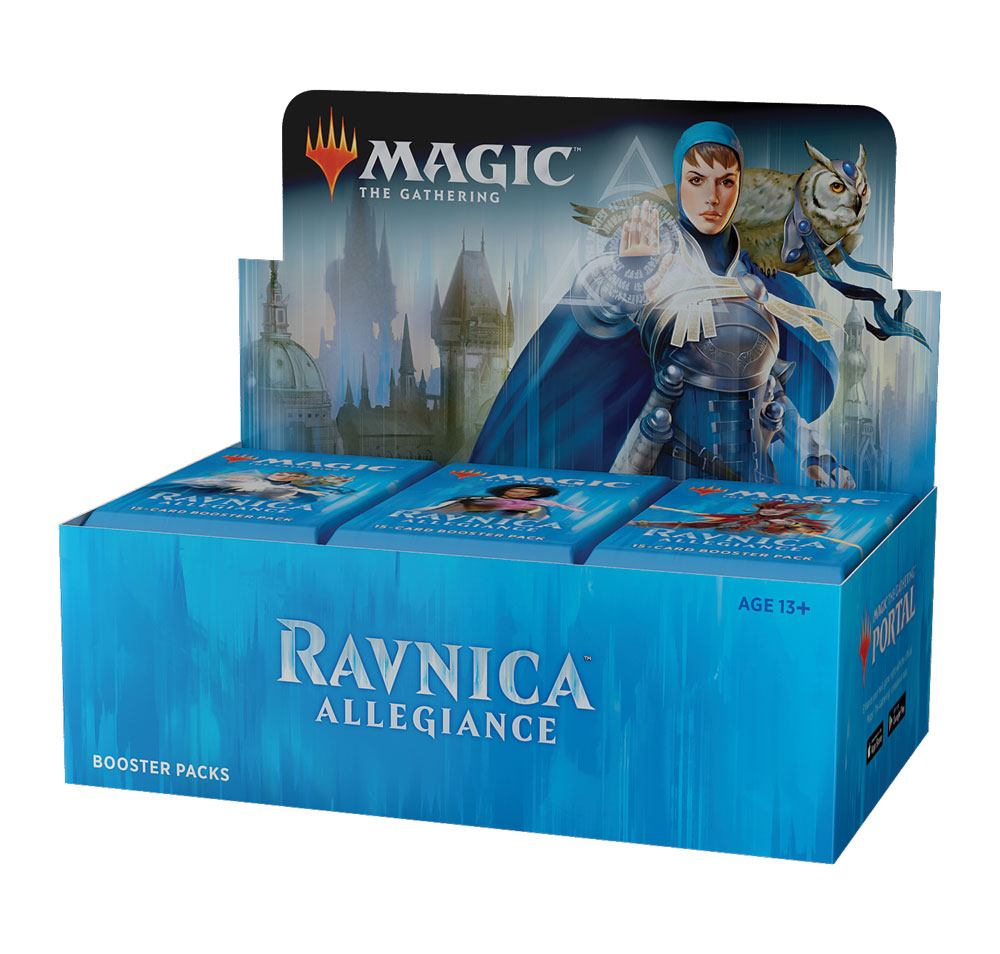 Magic the Gathering Ravnica Allegiance (36 Boosters) Display English