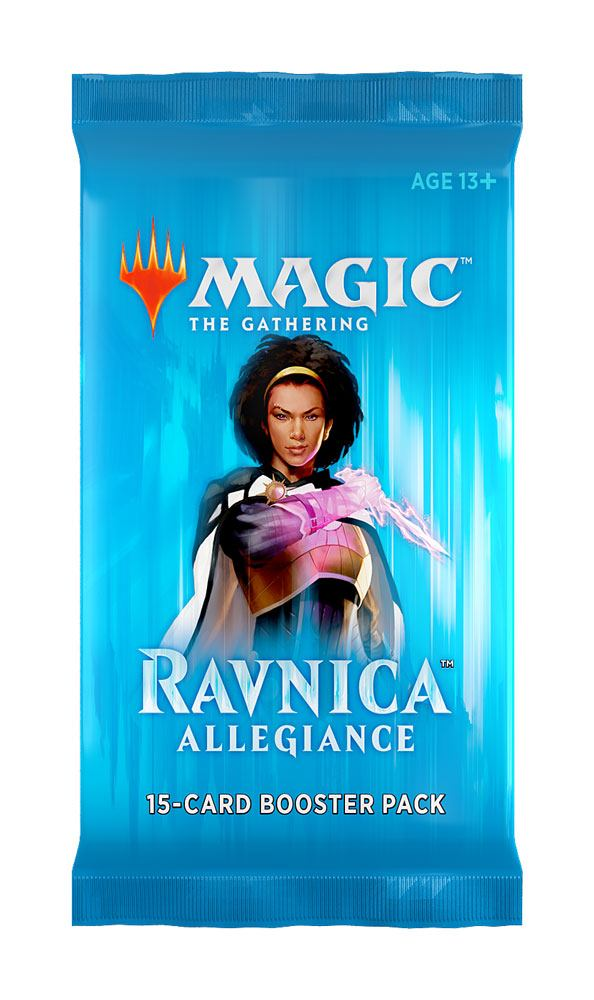 Magic the Gathering Ravnica Allegiance Booster English