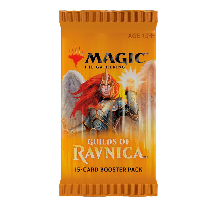Magic the Gathering Guilds of Ravnica (36 Boosters) Display English