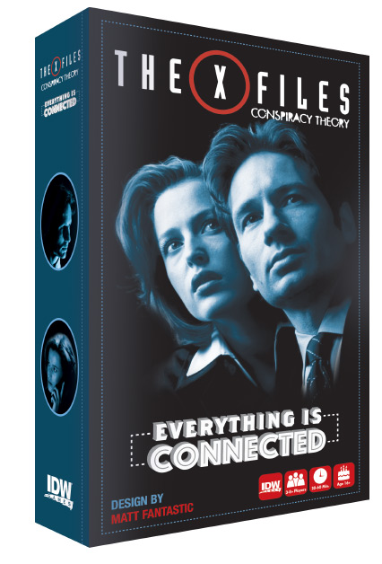 The X-Files: Conspiracy Theory - Everything Is Connected English