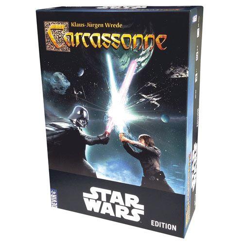 Carcassonne Star Wars (Em Português)