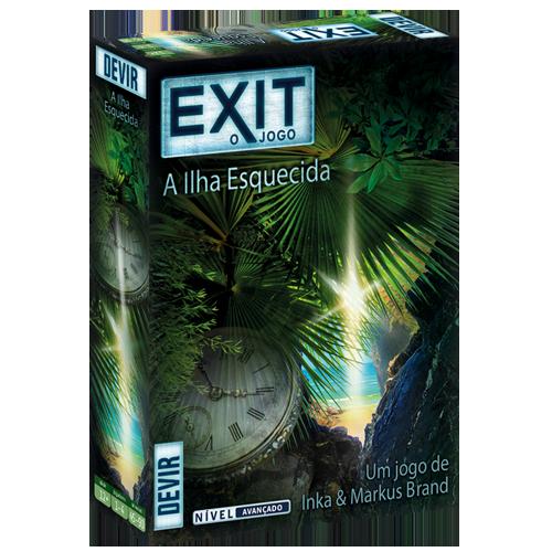 Exit: A Ilha Esquecida (Em Português)