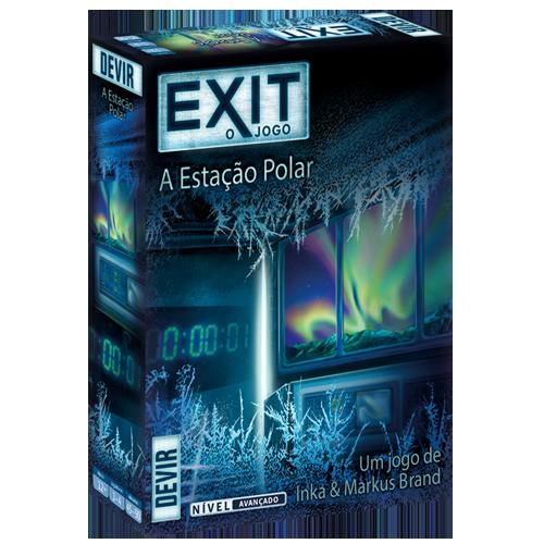 Exit: A Estação Polar (Em Português)