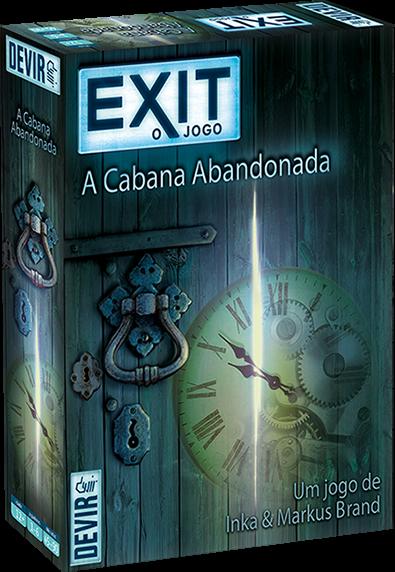 Exit: A Cabana Abandonada (Em Português)