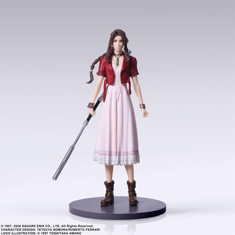 Final Fantasy VII Remake Trading Arts Figure 5 Pack 10 cm