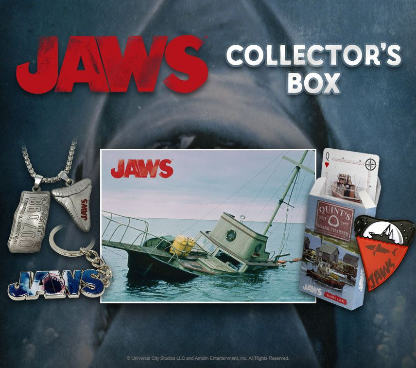 Jaws Collector Gift Box