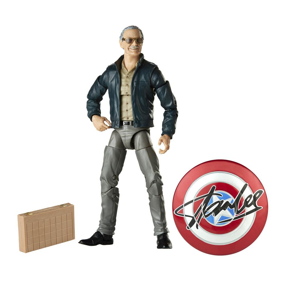 Marvel Legends Series Action Figure Stan Lee (Marvel's The Avengers) 15 cm