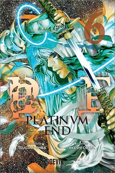 Mangá - Platinum End Volume 6 (Em Português)