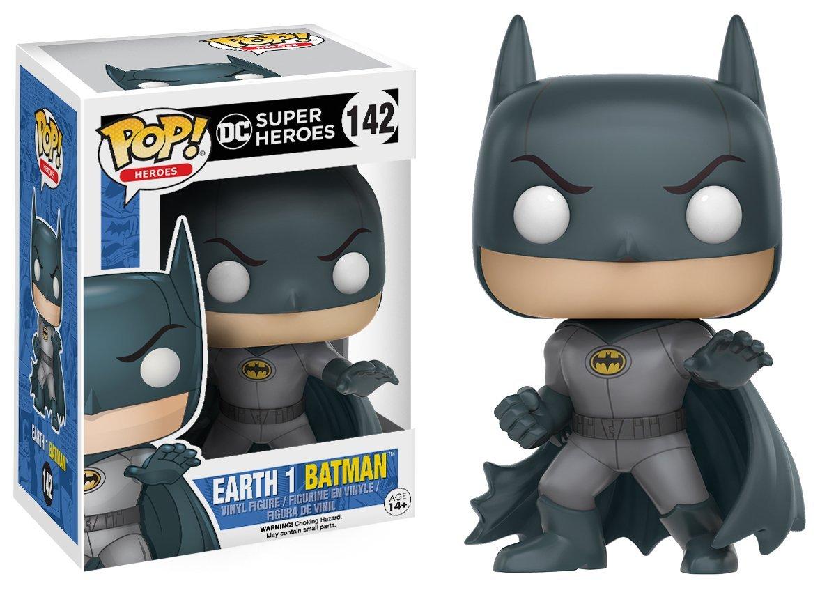 Funko POP! Super Heroes DC Comics - Earth 1 Batman Vinyl Figure 10 cm