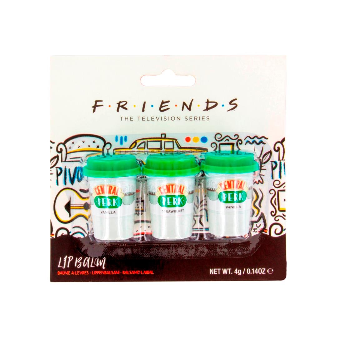 Friends: Central Perk Lip Balm Set 3-Pack