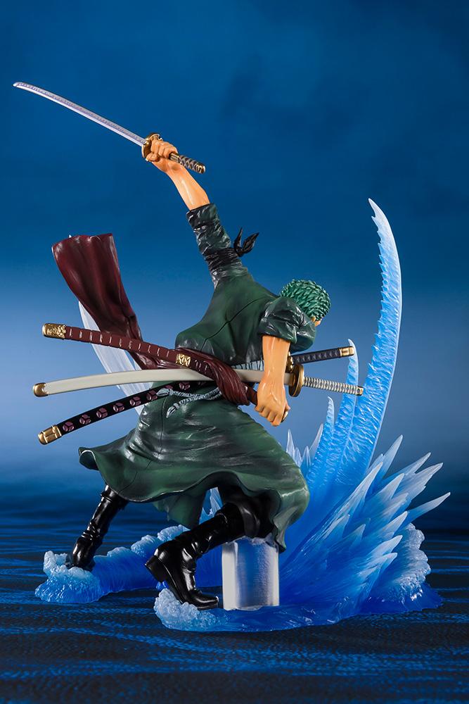 One Piece FiguartsZERO PVC Statue Roronoa Zoro (Yakkodori) 19 cm