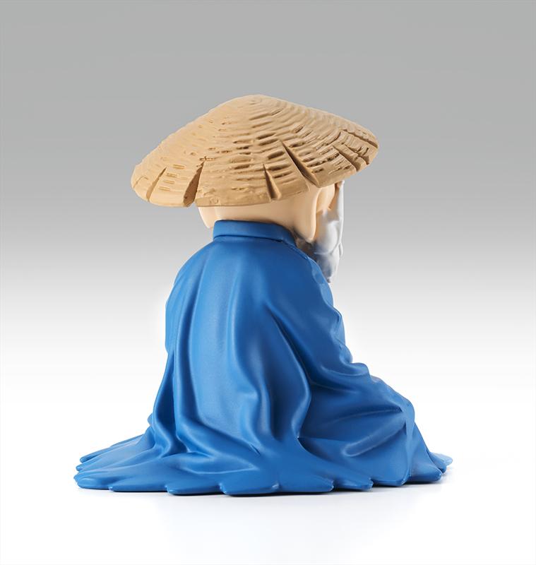Saint Seiya Figuarts Libra Dohko & Master Laotzu Myth Cloth EX 17 cm