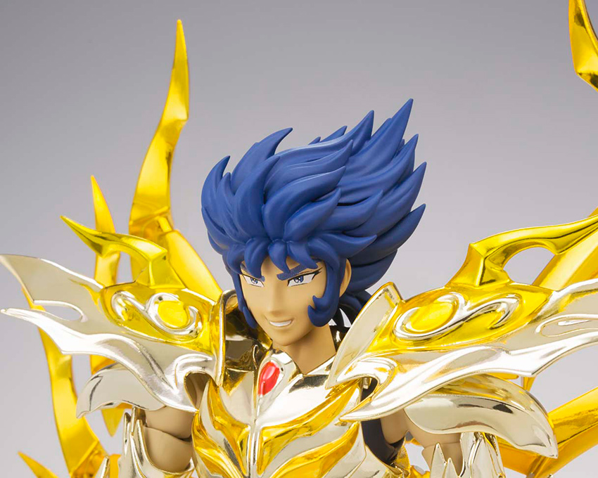 Saint Seiya Soul of Gold SCME Figuarts Cancer Deathmask God Cloth 18 cm