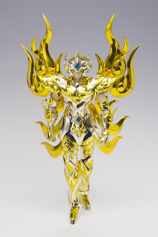 Saint Seiya Figuarts Leo Aiolia Myth Cloth EX God Cloth 18 cm