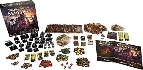 FFG - Mansions of Madness 2nd Edition