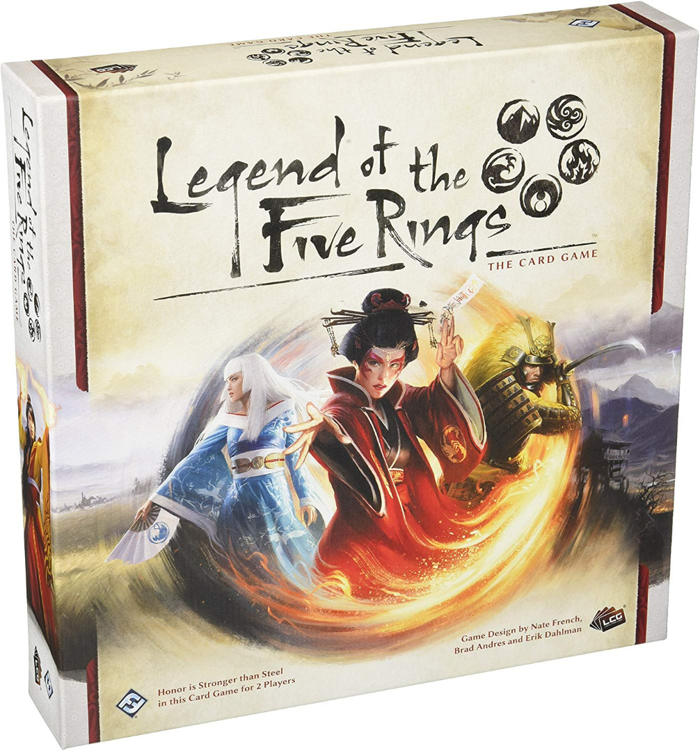 FFG - Legend of the Five Rings: The Card Game Core Set