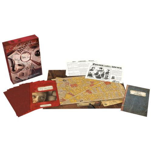 Jack the Ripper & West End Adventures: Sherlock Holmes Consulting Detective