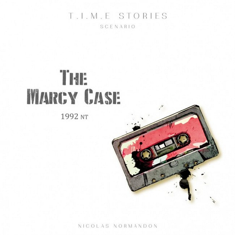T.I.M.E Stories: The Marcy Case 1992
