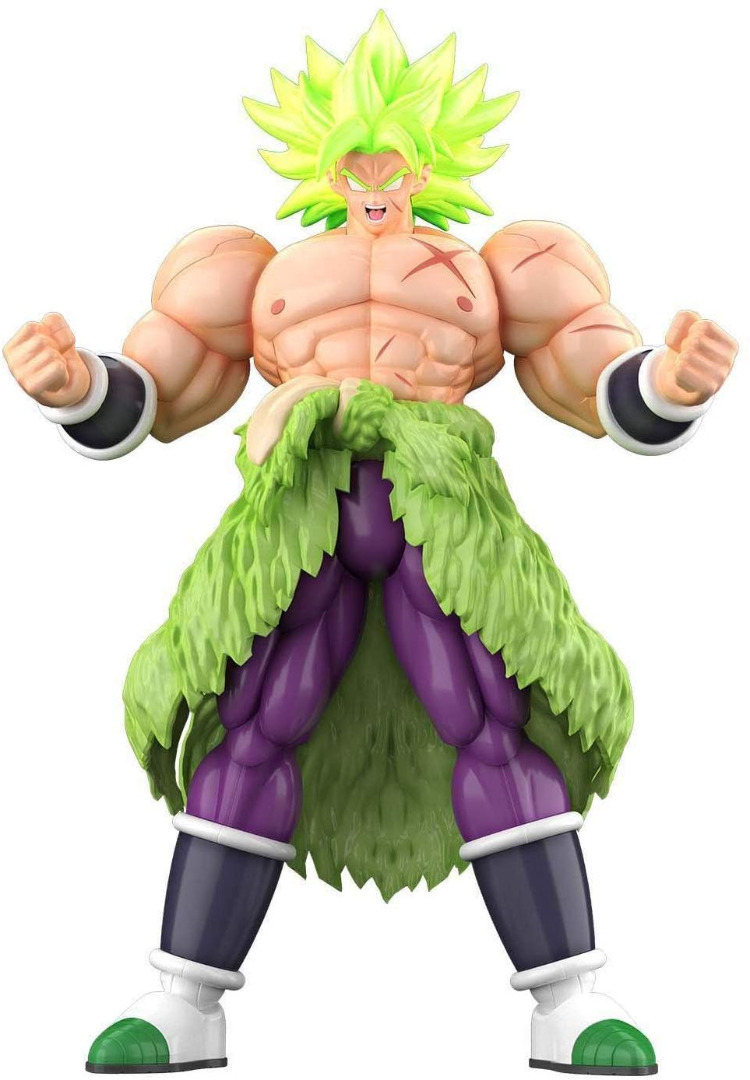Dragon Ball Movie: Super Saiyan Broly Full Power Model Kit