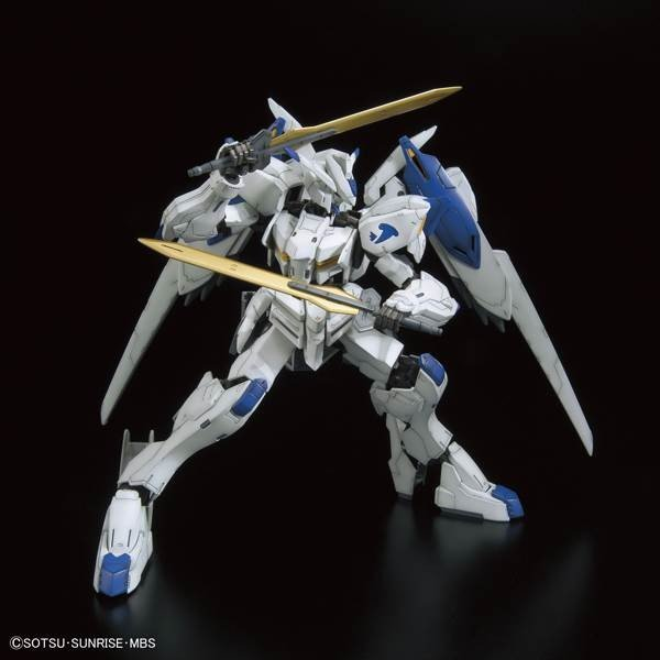 Gundam MG: Master Grade - Full Mech Gundam Bael 1:100 Scale Model Kit