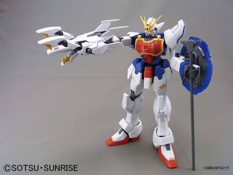 Gundam Wing: MG Master Grade - XXXG-01S Shenlong EW Ver. - 1:100 Model Kit
