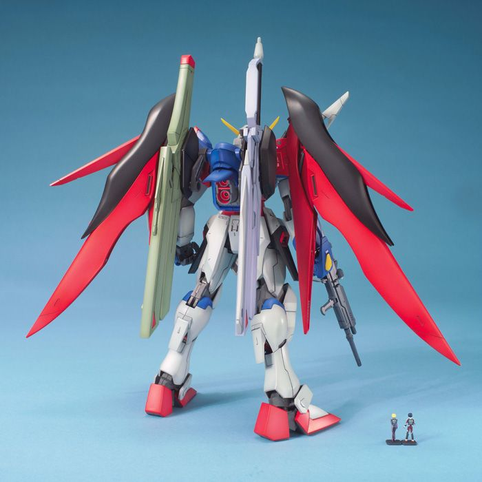 Gundam Seed: MG Master Grade - Destiny Gundam - 1:100 Model Kit