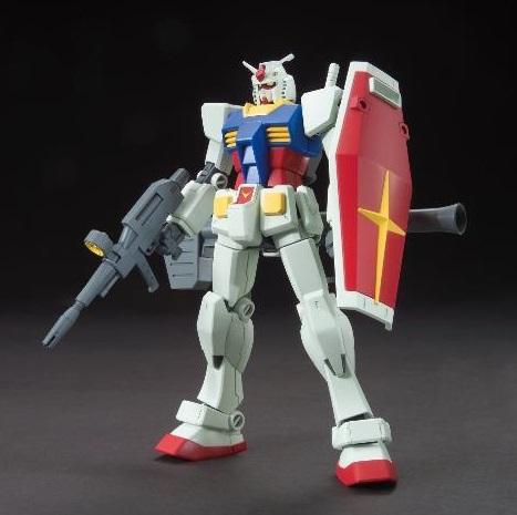 Gundam: High Grade - RX-78-2 Gundam Revive 1:144 Scale Model Kit