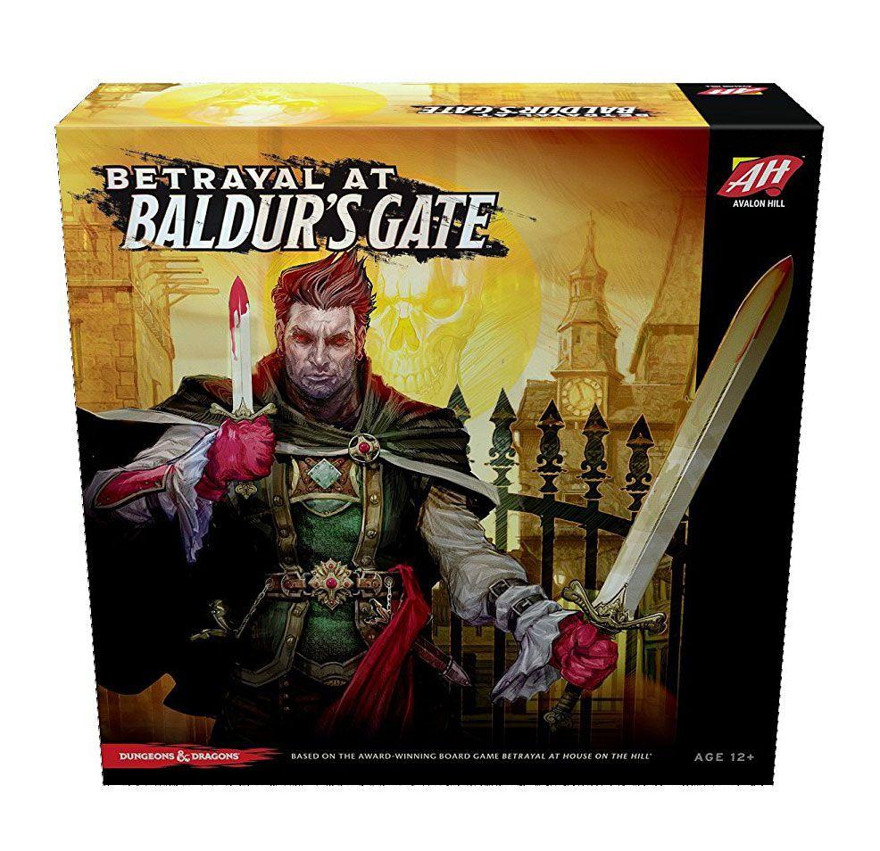 Avalon Hill Board Game Betrayal at Baldur's Gate